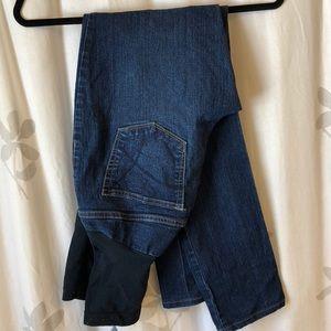 Denim - Small Maternity Jeans